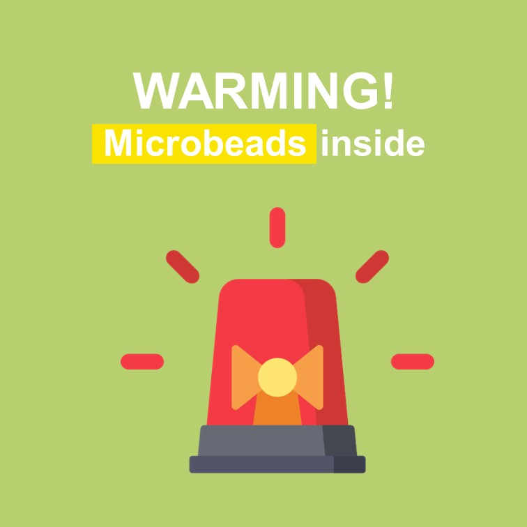 Microbeads capa